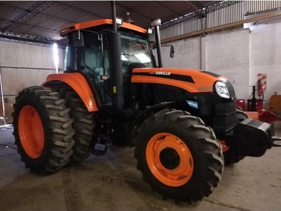 Tractor Zanello 140 Hp Tasa Fija 30 Porciento - Canje