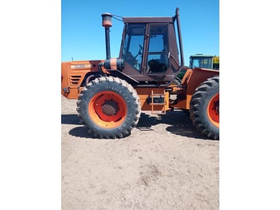 Tractor Zanello 417 Con Motor Deutz 160