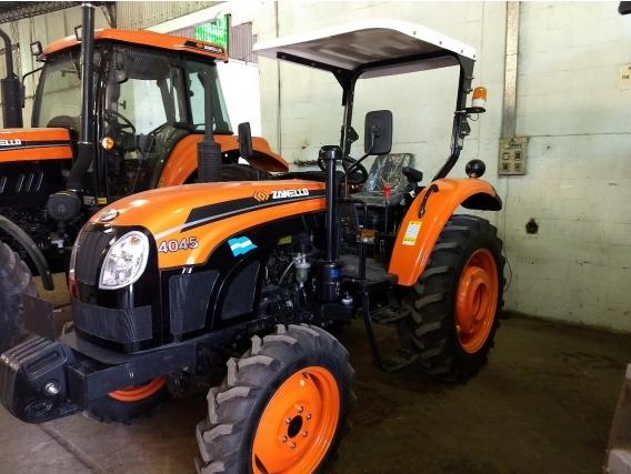 Tractor Zanello 45 Hp - Tasa Fija 30 Porciento - Canje