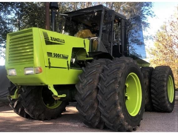 Tractor Zanello 500 - 1998 Motor Cummins 200 Hp- Duales