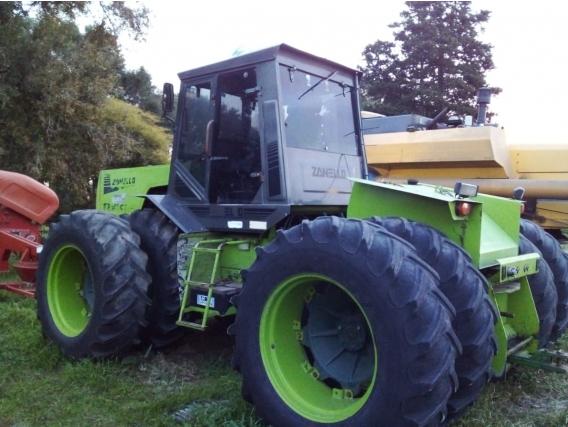 Tractor Zanello 500