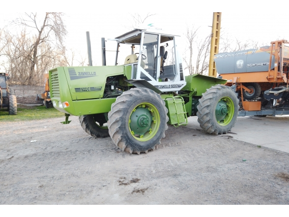 Tractor Zanello 500C 1997