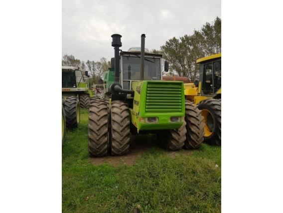 Tractor Zanello 500C,cuminns 200Hp,año 99,tdf,duales 34