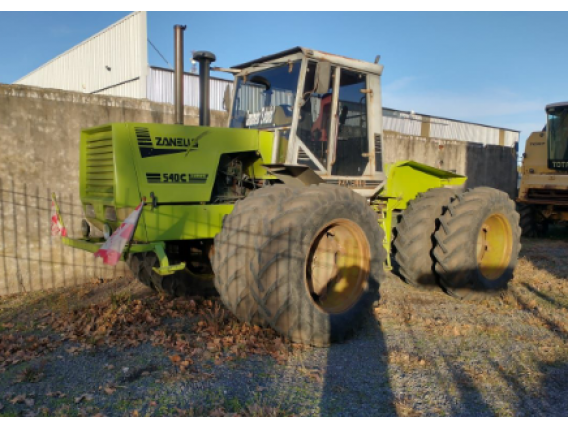 Tractor Zanello 540 C Muy Bueno