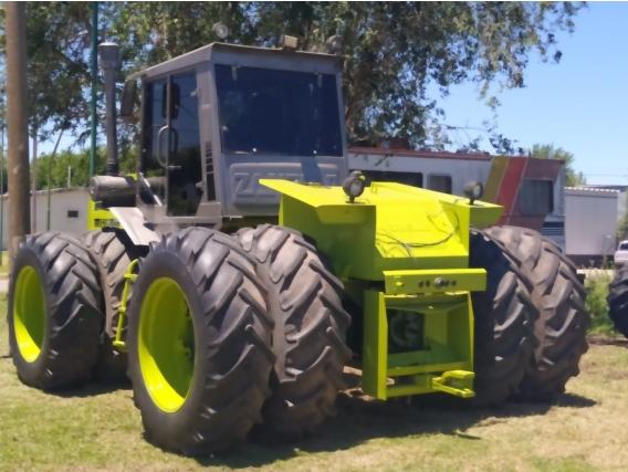 Tractor Zanello 540 C 240 hp