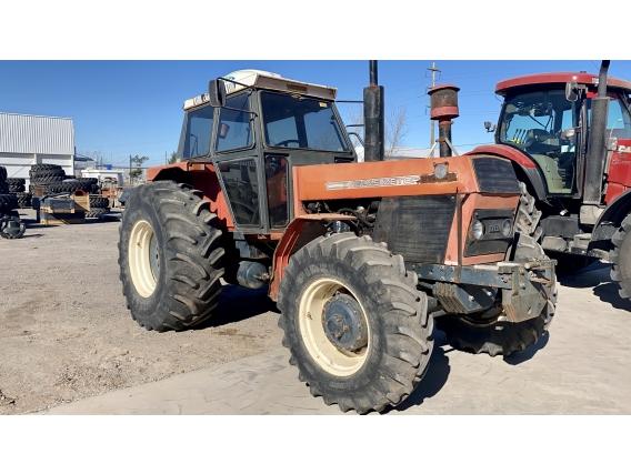 Tractor Zetor 16245 - 4X4