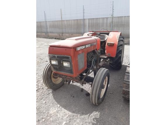 Tractor Zetor 5213 - Usado