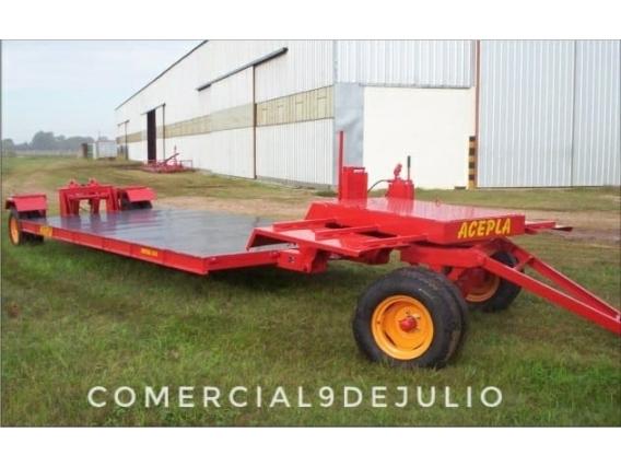 Trailer Transportador Hidráulico Acepla 4/8Tt