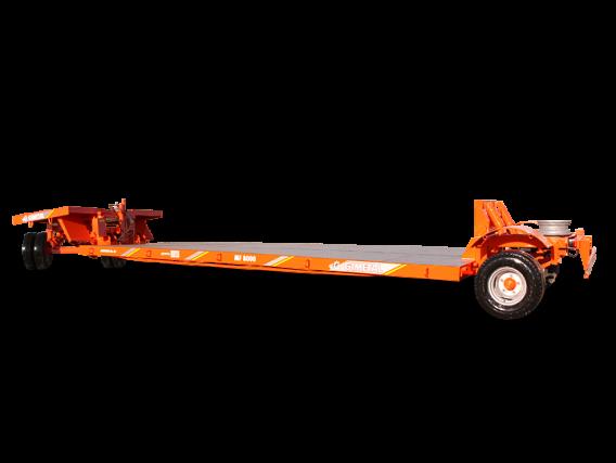 Trailer Transportador Mf5000 Gimetal Nuevo