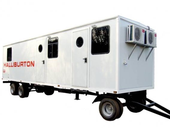 Trailers - Unidades Habitacionales Moviles
