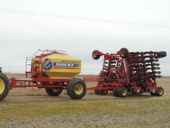 Trenes Independientes Air Drill Y Air Planter G-651