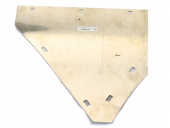 Triangulo Entrada Rotor Para Cosechadora John Deere
