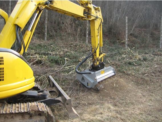 Triturador Forestal Fae Pmm/ex - Casilda,StaFe