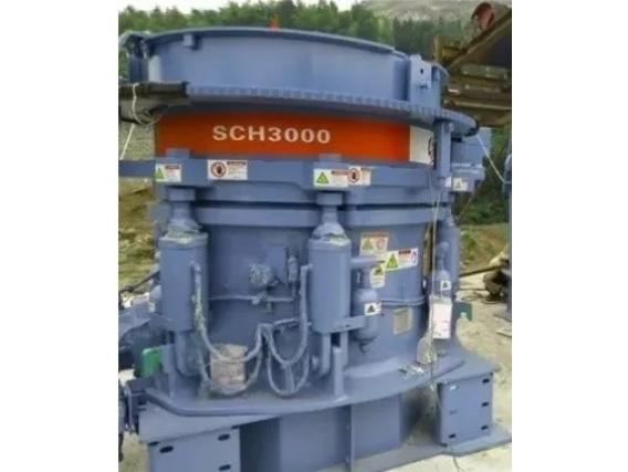 Trituradora De Cono S R H Sch3000