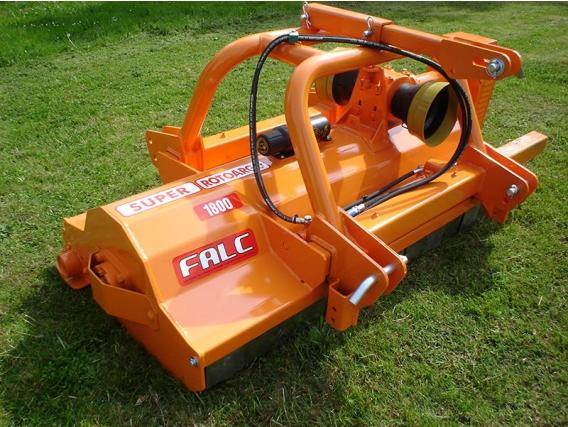 Trituradora De Podo Yomel Super Roto Argo 1.800 Offset