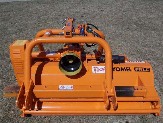 Trituradora De Podos Yomel Super Roto Argo 1600 Offset