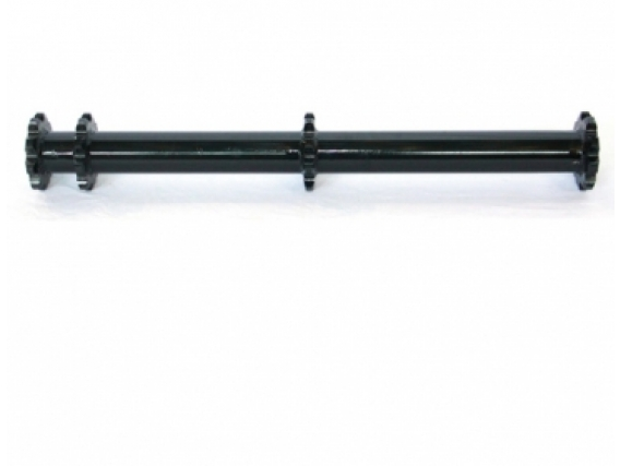 Tubo Corsi Embocador Con Engranajes P/cosechadora Case