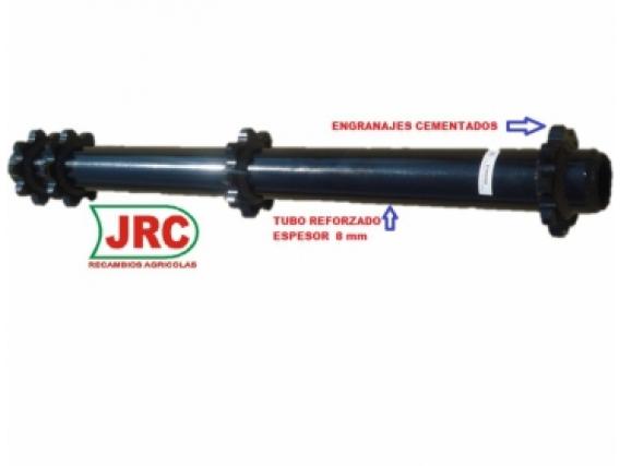 Tubo Embocador 4 Engranajes Cosech. Case Ih 2688/2799