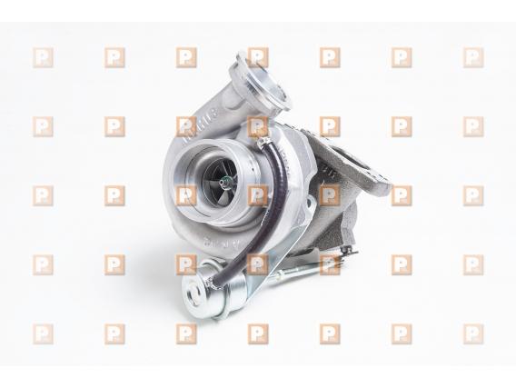 Turbo Compresor Aplicable A M. Benz La 1218/ 1418