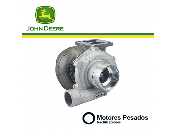 Turbo Para John Deere