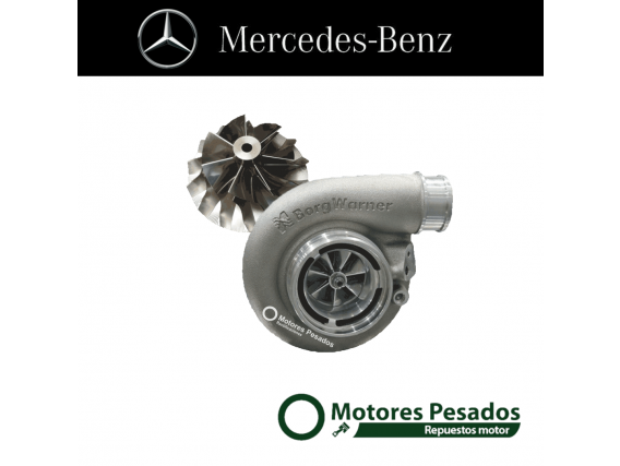 Turbo Para Mercedes Benz