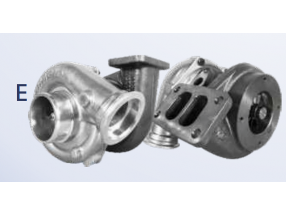 Turboalimentadores Biagio Turbo Bbv 100Fb