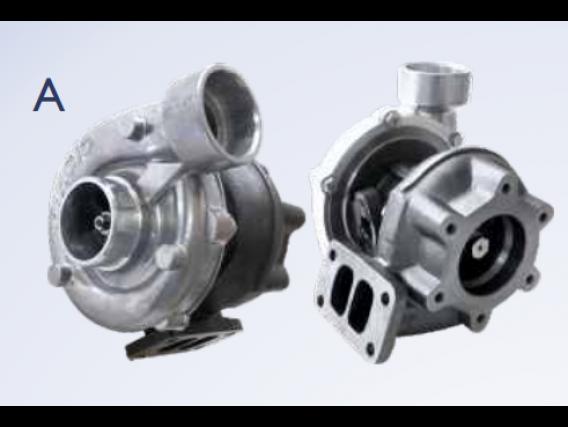 Turboalimentadores Biagio Turbo Bbv 132Rt