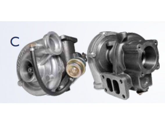 Turboalimentadores Biagio Turbo Bbv 240Bt