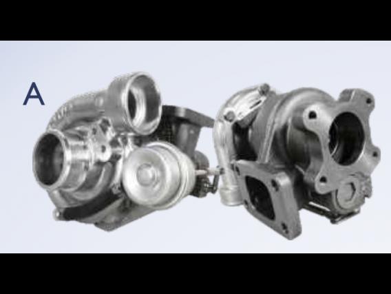 Turboalimentadores Biagio Turbo Bbv 267Ft