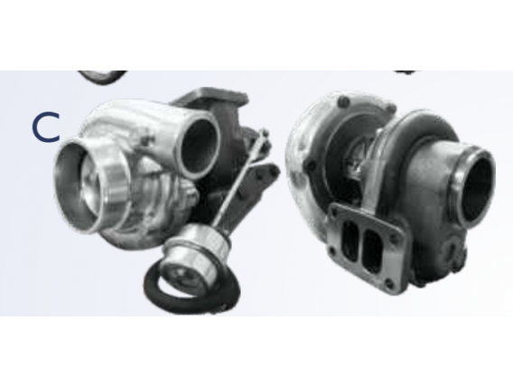 Turboalimentadores Biagio Turbo Bbv 35W5