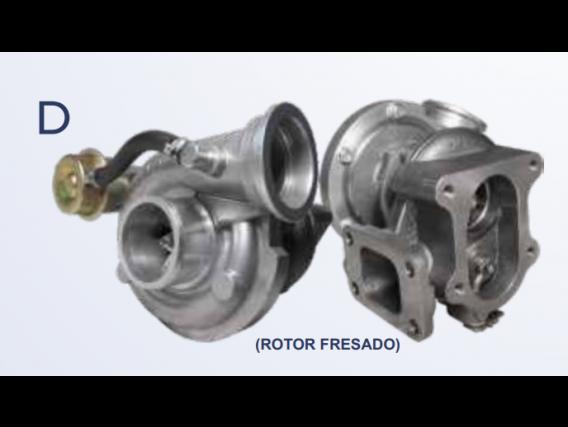 Turboalimentadores Biagio Turbo Bbv 412Et-F