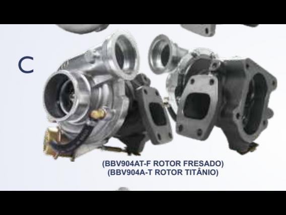 Turboalimentadores Biagio Turbo Bbv 904At-F