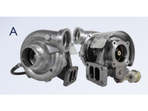 Turboalimentadores Biagio Turbo Bbv 084Xit