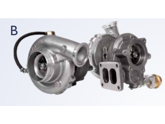 Turboalimentadores Biagio Turbo Bbv 101Xct