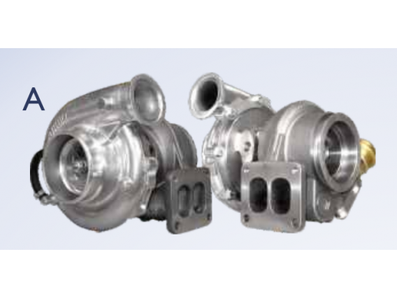 Turboalimentadores Biagio Turbo Bbv 120Xbt