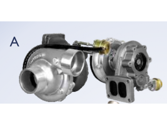 Turboalimentadores Biagio Turbo Bbv 194Xct