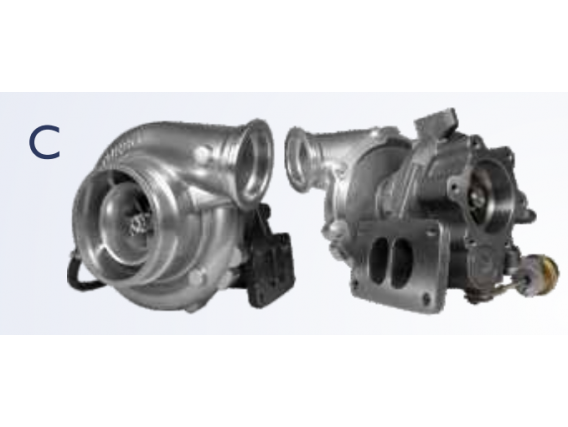 Turboalimentadores Biagio Turbo Bbv 410Xat