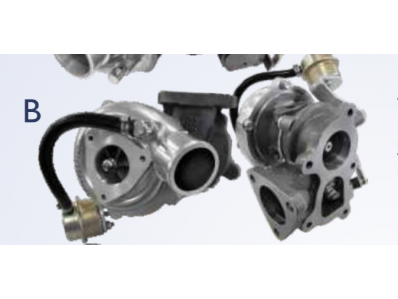 Turboalimentadores Biagio Turbo Bbv 200Bt
