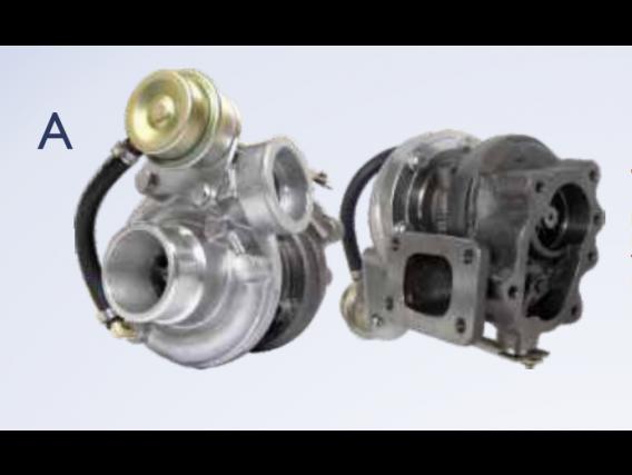 Turboalimentadores Biagio Turbo Bbv T09R