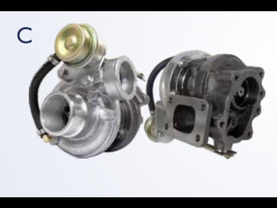 Turboalimentadores Biagio Turbo Bbv T09T