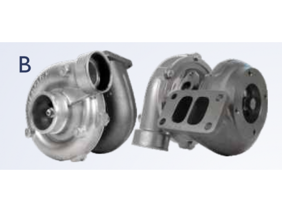 Turboalimentadores Biagio Turbo Bbv 100Gt
