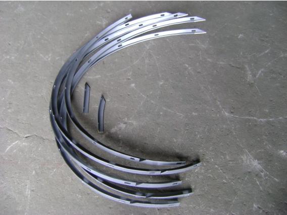 Vanes Cono AR Servicios Metalúrgicos Case 2388