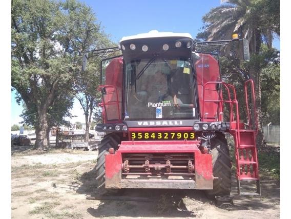 Vassalli Ax 7.510 -Pto Por Vehiculo -Apta Canje Cereal