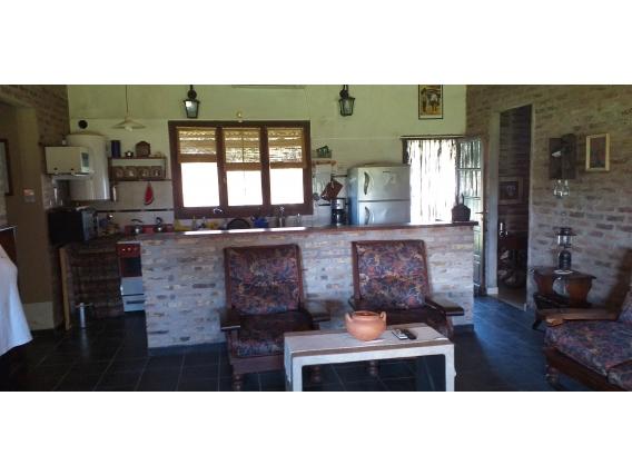 Vende Casa De Campo En Villa Elisa E.r