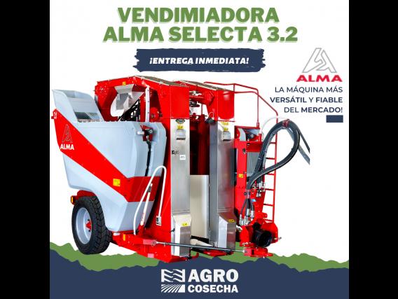 Vendimiadora Alma Selecta 3.2