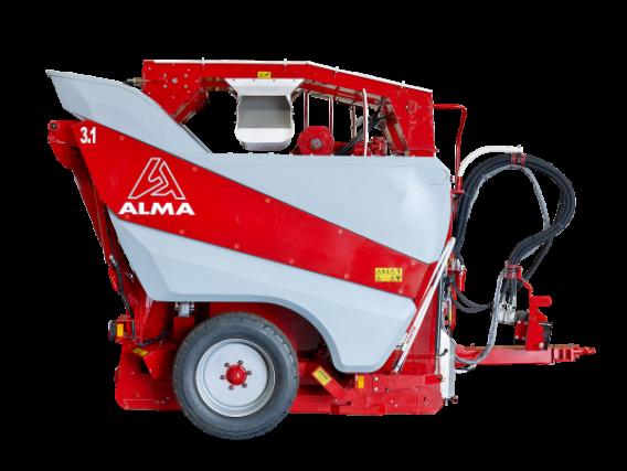 Vendimiadora De Tiro Alma Selecta 3.1