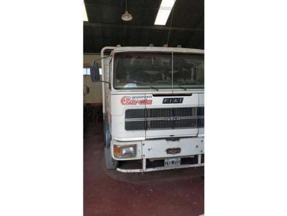 Vendo Camion Fiat 619