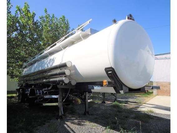 Vendo Semi Tanque Atmosférico De 32.000 Litros 0-Km