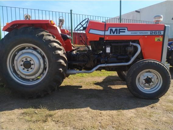 Tractor Massey Ferguson MF 265
