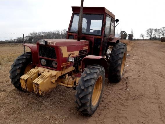 Tractor Deutz 80 Doble Tracción